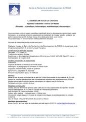 Fichier PDF recrutement real it