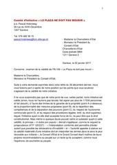 lettre chancellerie conseil d etat plaza