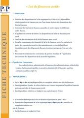 Fichier PDF ft 2017 loi de finance 2018