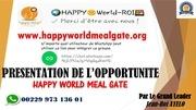 Fichier PDF presentation happy world meal gate jean roi ayelo