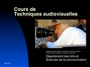 cours techno 2015 2016