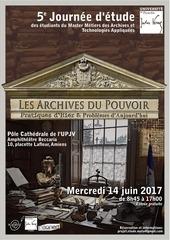 publication des actes de la journe e d e tude 2017 v2
