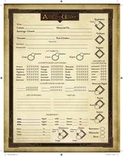 tor rpg character sheet update fr
