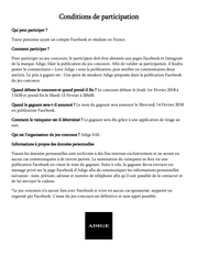 Fichier PDF conditions de participation
