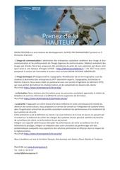 Fichier PDF drone reponse