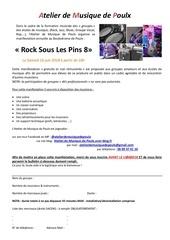 Fichier PDF formulaire inscription rock sous les pins 2018