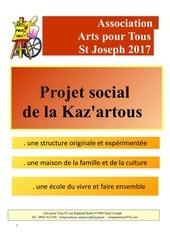 projet global de la kaz artous