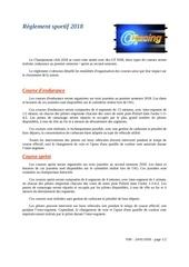 Fichier PDF reglement sportif 2018