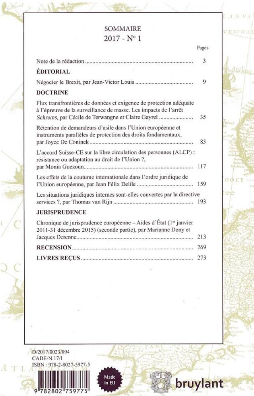 CDE Table of contents.pdf - page 1/6