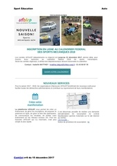 cont ct no8 du 15 decembre 2017 newsletter auto 2018
