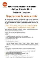 webhelp tract election 2018