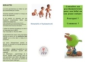 depliant perinatalite