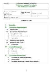 Fichier PDF ec medicaments du snc maladie de parkinson