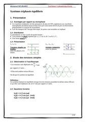 Fichier PDF cours triphase par boubakri mohamed