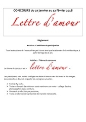 lettre d amour fr
