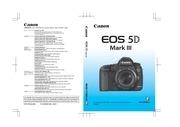 manuel 8utilisation eos5dmk iii