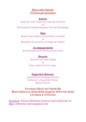 Fichier PDF saint valentin