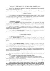 introduction g n rale au droit des obligations