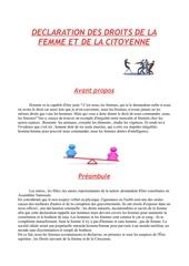Fichier PDF declaration des droits de la femme et de la citoyenne