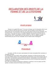 travaux de francais pdf