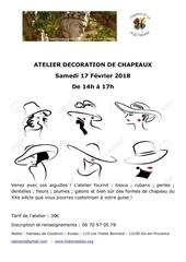 flyer chapeau