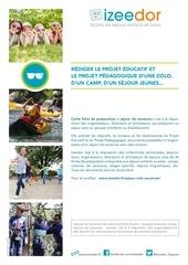 projet educatif pedagogique