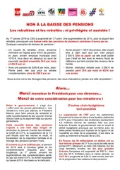 tract unitaire action 15 mars 2
