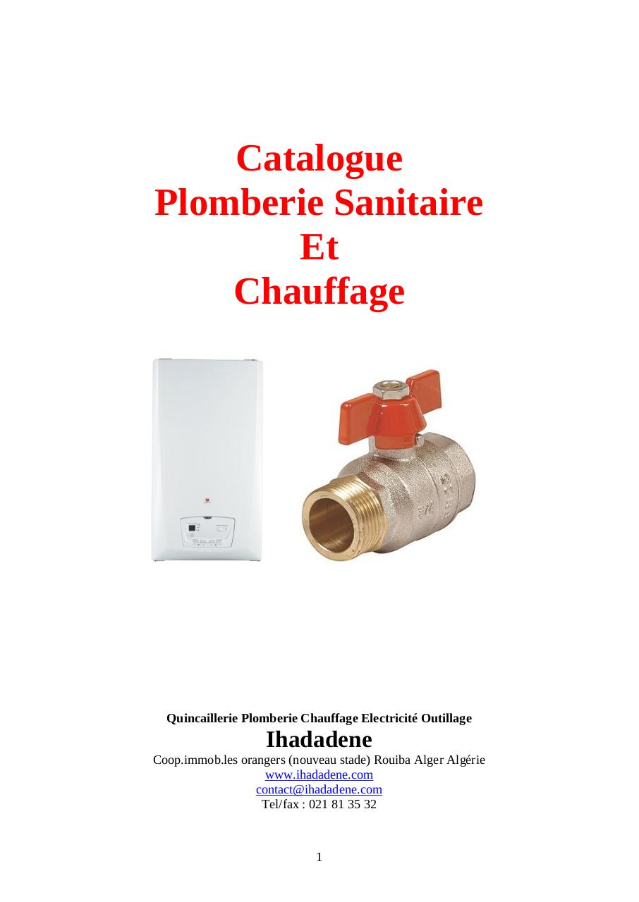 Catalogue-plomberie.pdf - page 1/67