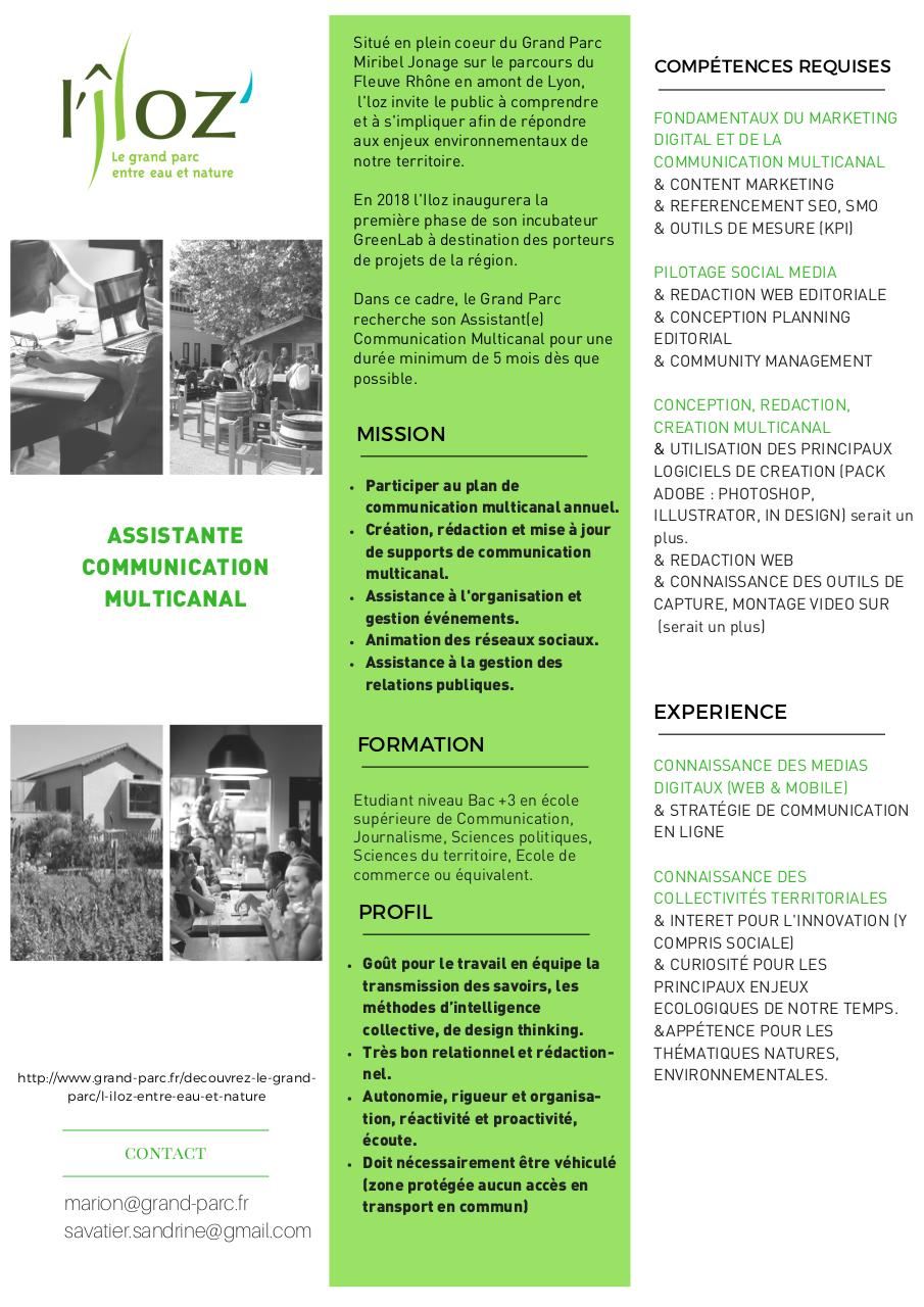 cv alternance digital marketing 2015 2