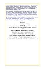 treaty protocol france 1 13 2009