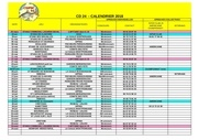 calendrier 2018 cd24