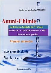 Fichier PDF chimie