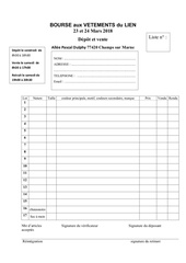Fichier PDF vetements liste printemps ete 1