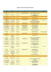 2018 agenda lacunaire micro e dition