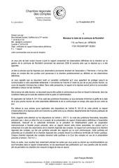 ch regionale des comtes rapport d observation sept 2016