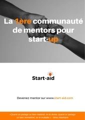 devenir mentor start aid