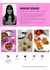 Fichier PDF kit media amandine cooking