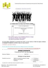 Fichier PDF repas dansant