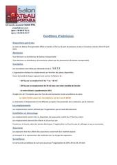 Fichier PDF bulletin d inscription salon 2018