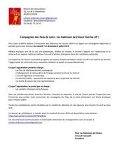 Fichier PDF annonce off