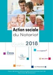 guide de l action sociale du notariat 2018