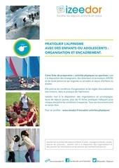 Fichier PDF encadrer alpinisme enfants ados