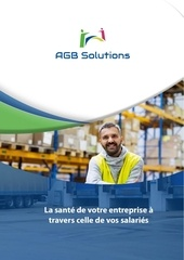 plaquette agb solutions