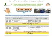 programme final cag 2018