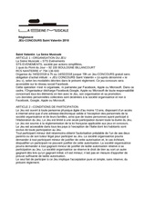 reglementsaintval 1