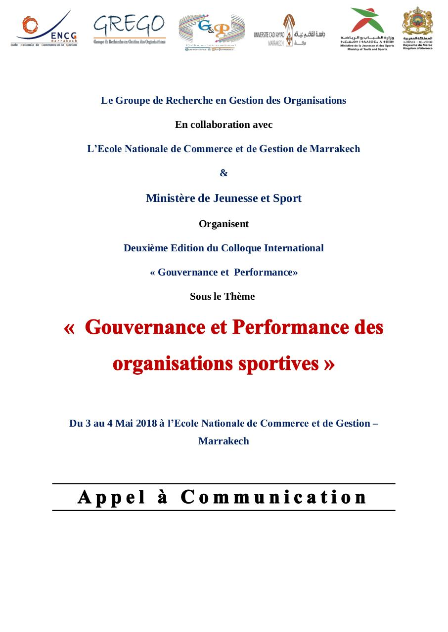 appel à communication Sport Management mai 2018.pdf - page 1/7