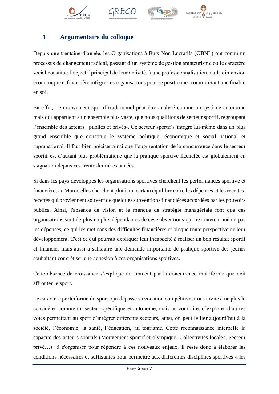 appel à communication Sport Management mai 2018.pdf - page 2/7