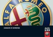 Fichier PDF alfa 159 notice entretien