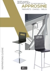 Fichier PDF approsine tabouret chaise table