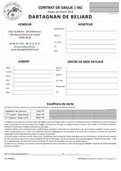 contrat de saillie 2018 dartagnan de beliard iac
